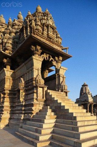 Khajuraho Temples -  India