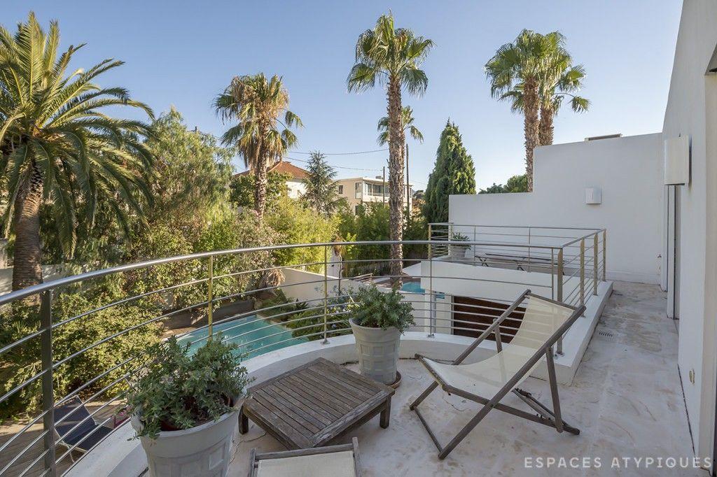 Marseille, Michelet Villa Bauhaus en ville Agence EA