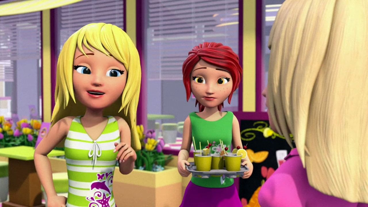 lego friends tv show | LEGO Friends S01 E05 Emmas Dilemma