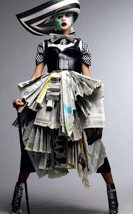 The Daily News Couture Machiaje Fashi
