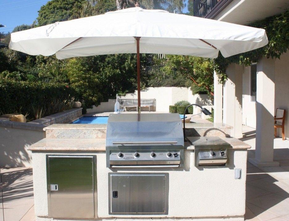 Keep it simple | Outdoor Kitchen Inspiration | Pinterest | Kitchens