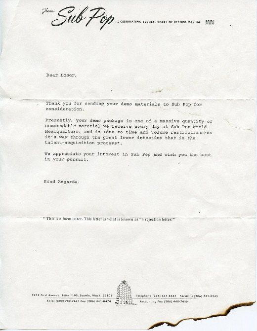 Brutally Honest Job Rejection Letters   Brutally Honest And