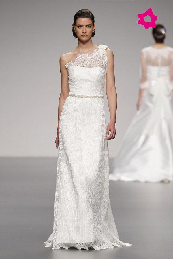 vestidos de novia de ana torres #boda #vestidos | wear the dress. be