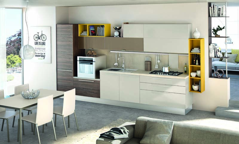 Il colore come scelta estetica primaria, soluzioni progettuali di ...