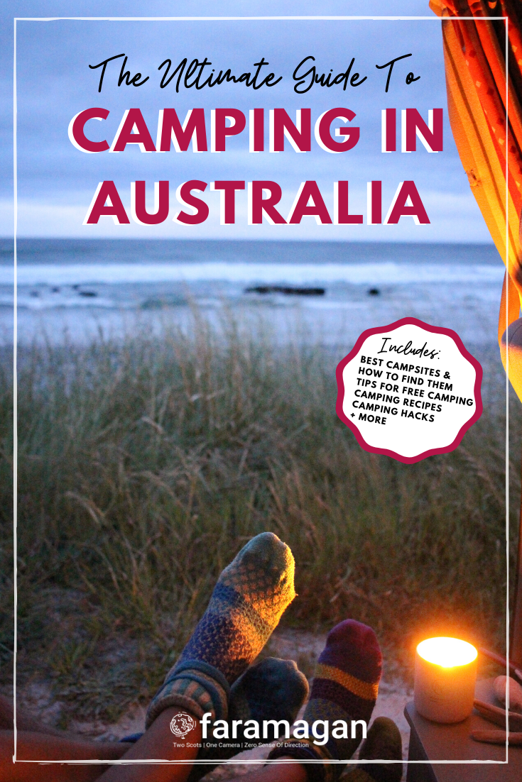 Photo of Camping in Australia : A Detailed Guide