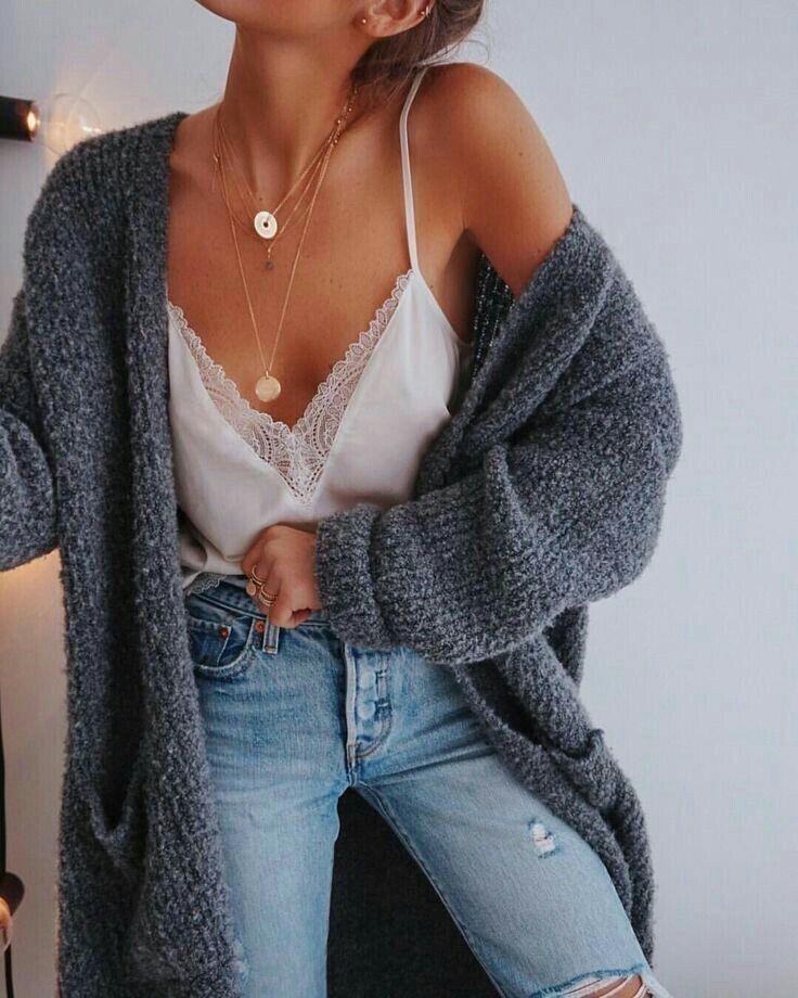 30 Herbst-Outfits, die Sie begeistern | Die handwerkliche Ecke von Titicrafty - Winter Mode 2019
