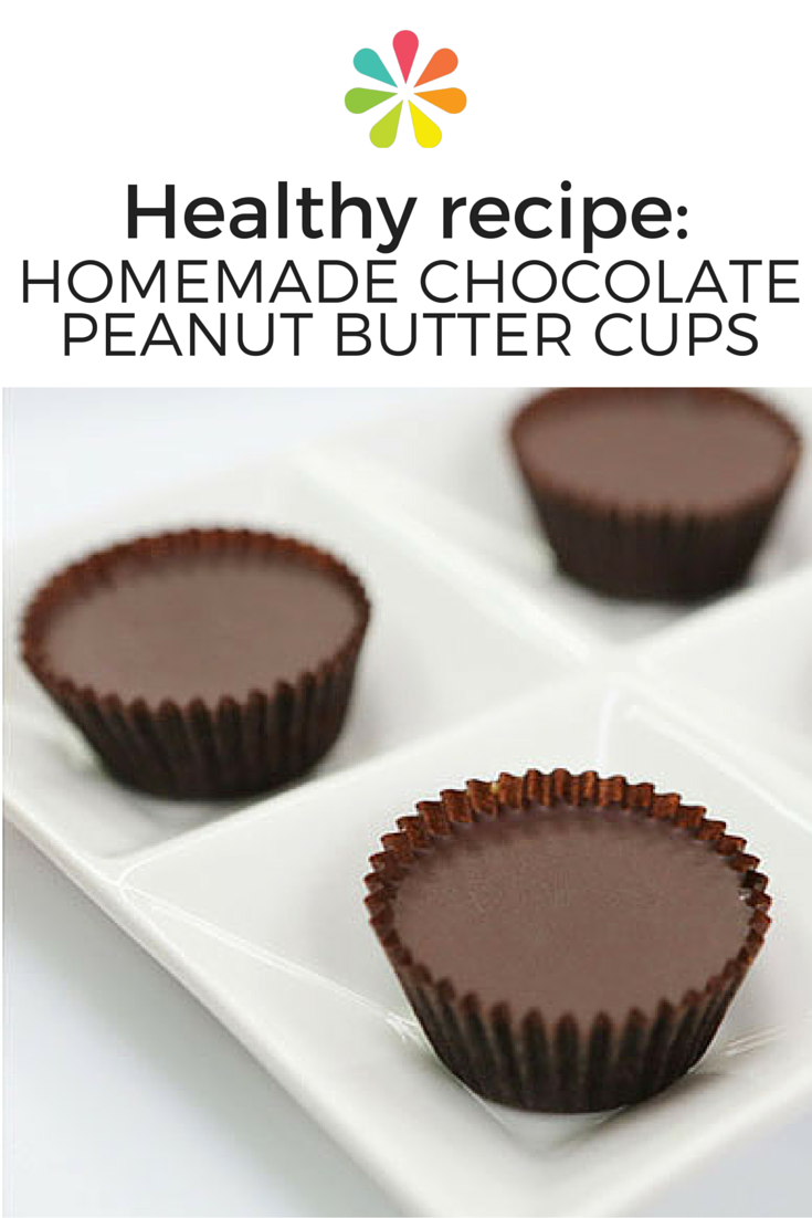 Chef Richards Homemade Chocolate Peanut Butter Cups