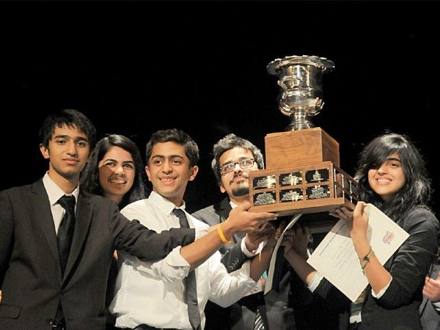 Team Pakistan sweeps debating competition in Mexico –