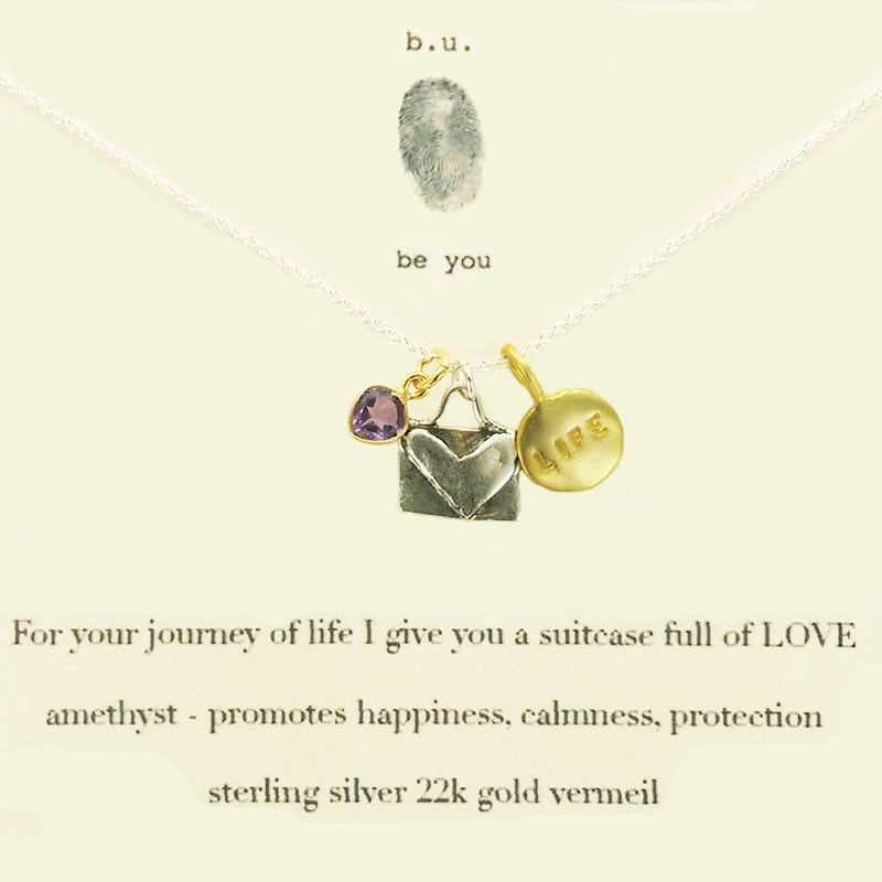 Bu Journey Of Life Necklace Products