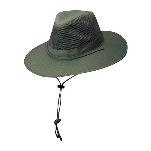 d7457bf0c348f Buy Dorfman Outdoor Design Solarweave® Mesh Safari Hat today at jcpenney.com.  You deserve great deals and we ve got them at jcp!