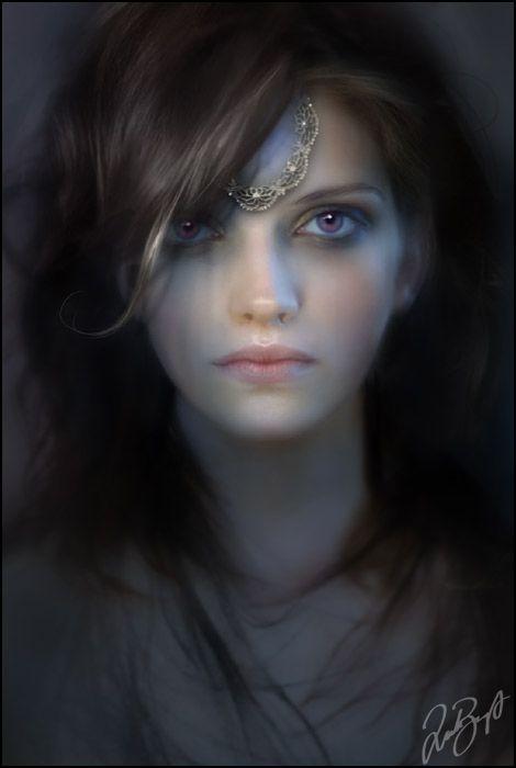 Gimme More Bananas Linda Bergkvist Digital Art Girl Beauty Art Fantasy Portraits