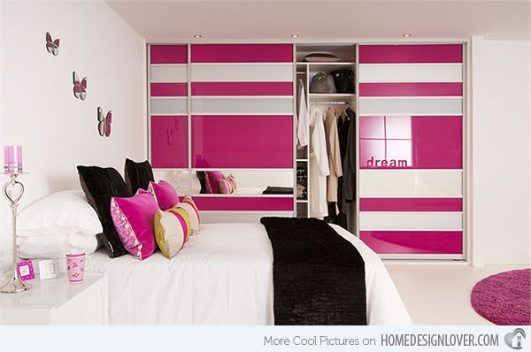 15 Bedroom Wardrobe Cabinets Of Diffe Colors