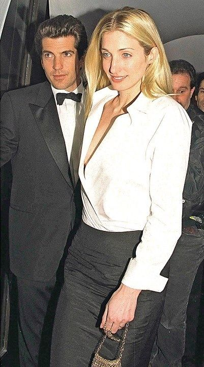 John jr and carolyn Bessett