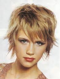 short shaggy haircut - Google Search