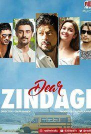 Dear Zindagi Poster Dear Zindagi Hd Movies Download Streaming
