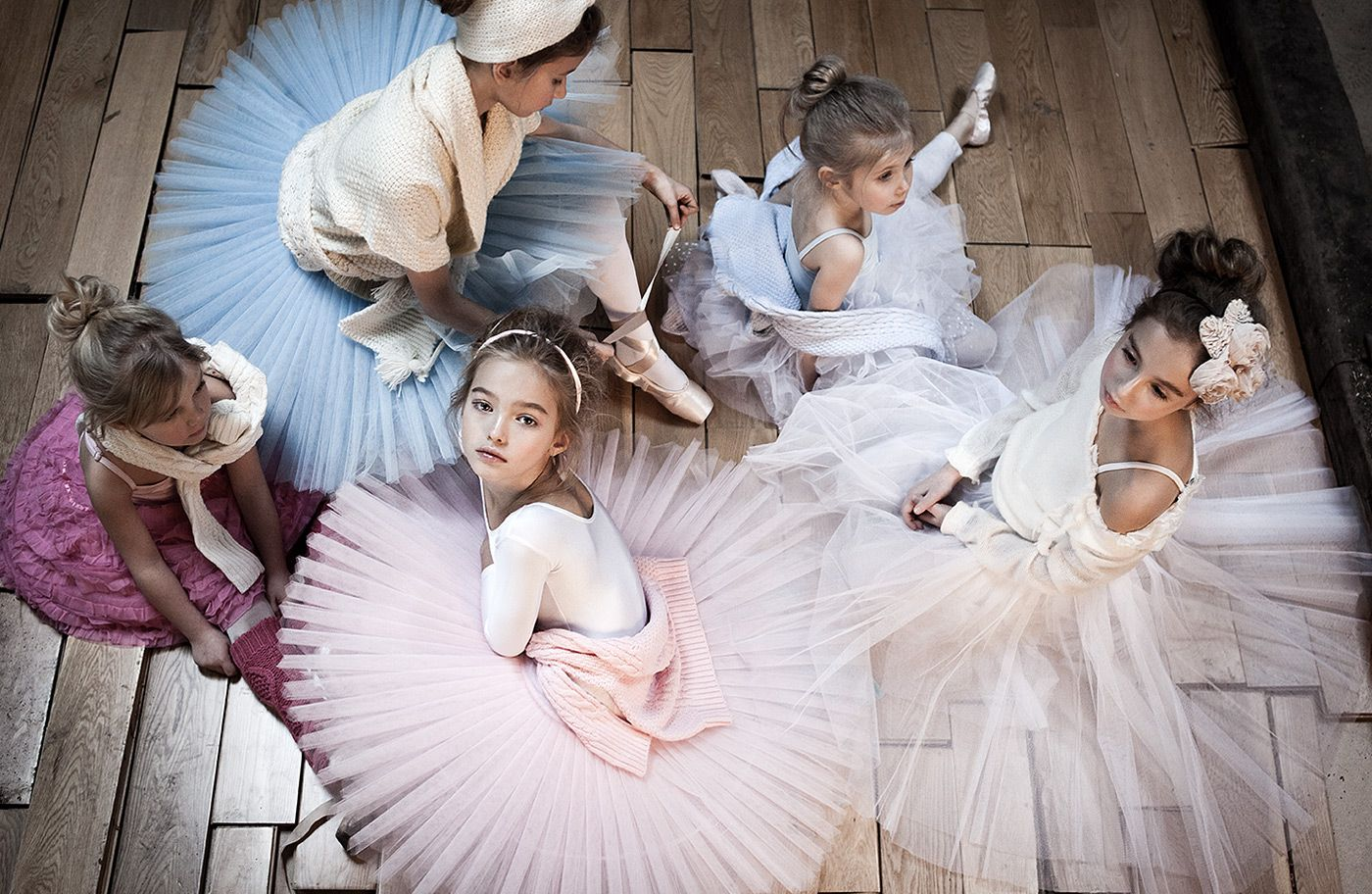 Ballet Photo Story for My Baby and Me Magazine | Ballet