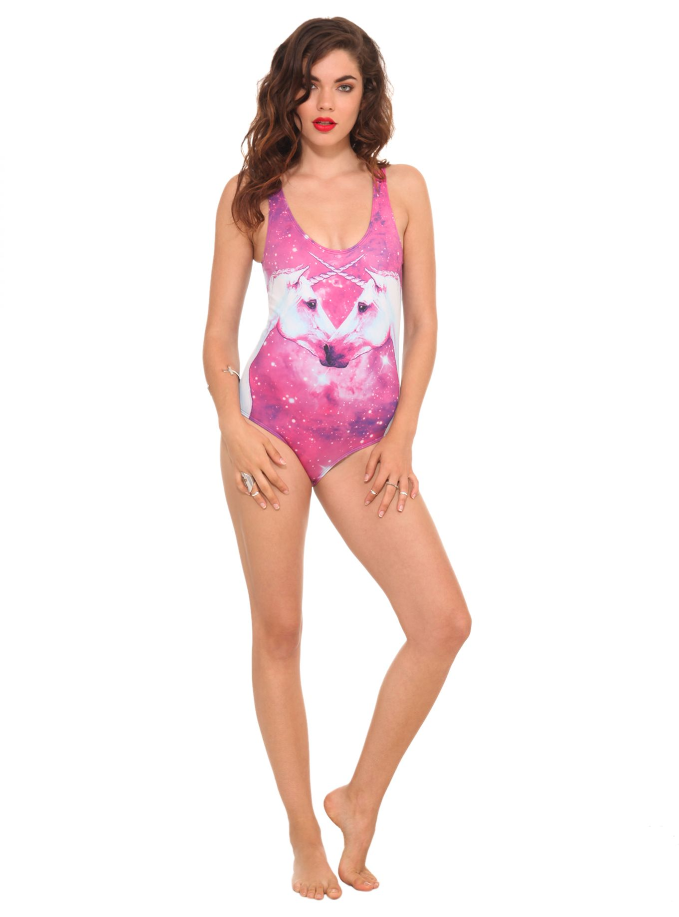e883450beb unicorn bathing suit. Want this for my lap swimming! It will make me swim  faster for sure.