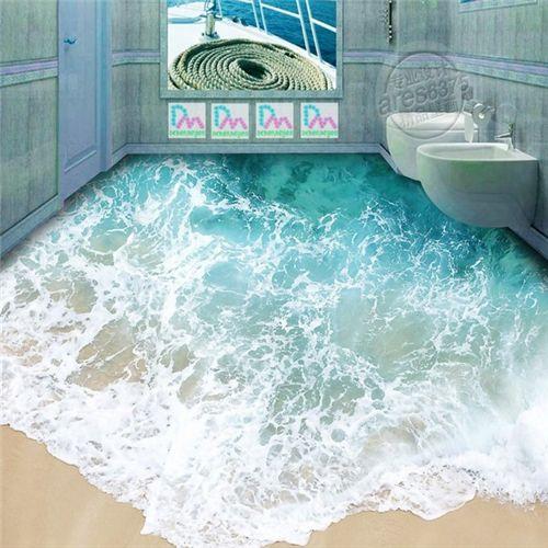 3D Shell Oceano De Ch O De Banho De Praia Para Pacote De