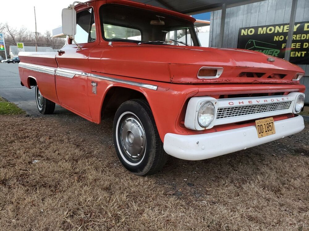 1964 chevy c10 lwb overall very good solid truck has