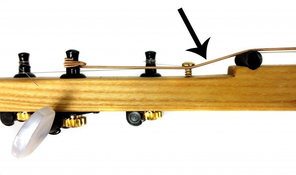 How To Adjust An Acoustic Guitar Truss Rod Acoustic Bass Acoustic Acoustic Guitar