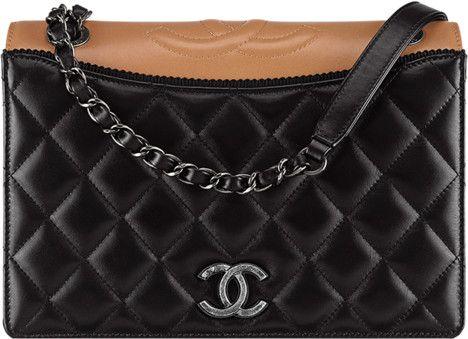 e3219b182f45 Chanel Fall Winter 2016 2017 Pre-collection season bags bag handbag purse