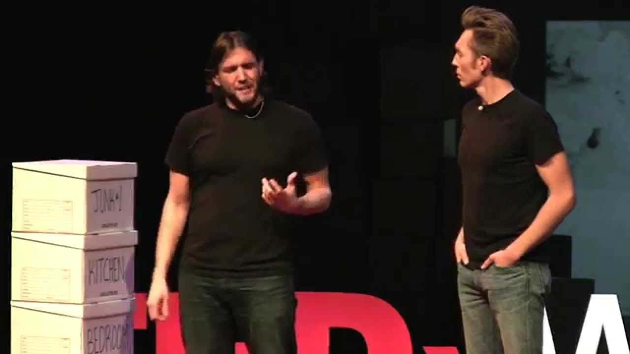 Living Rich On Lessliving Rich On Less: A Rich Life With Less Stuff: The Minimalists At