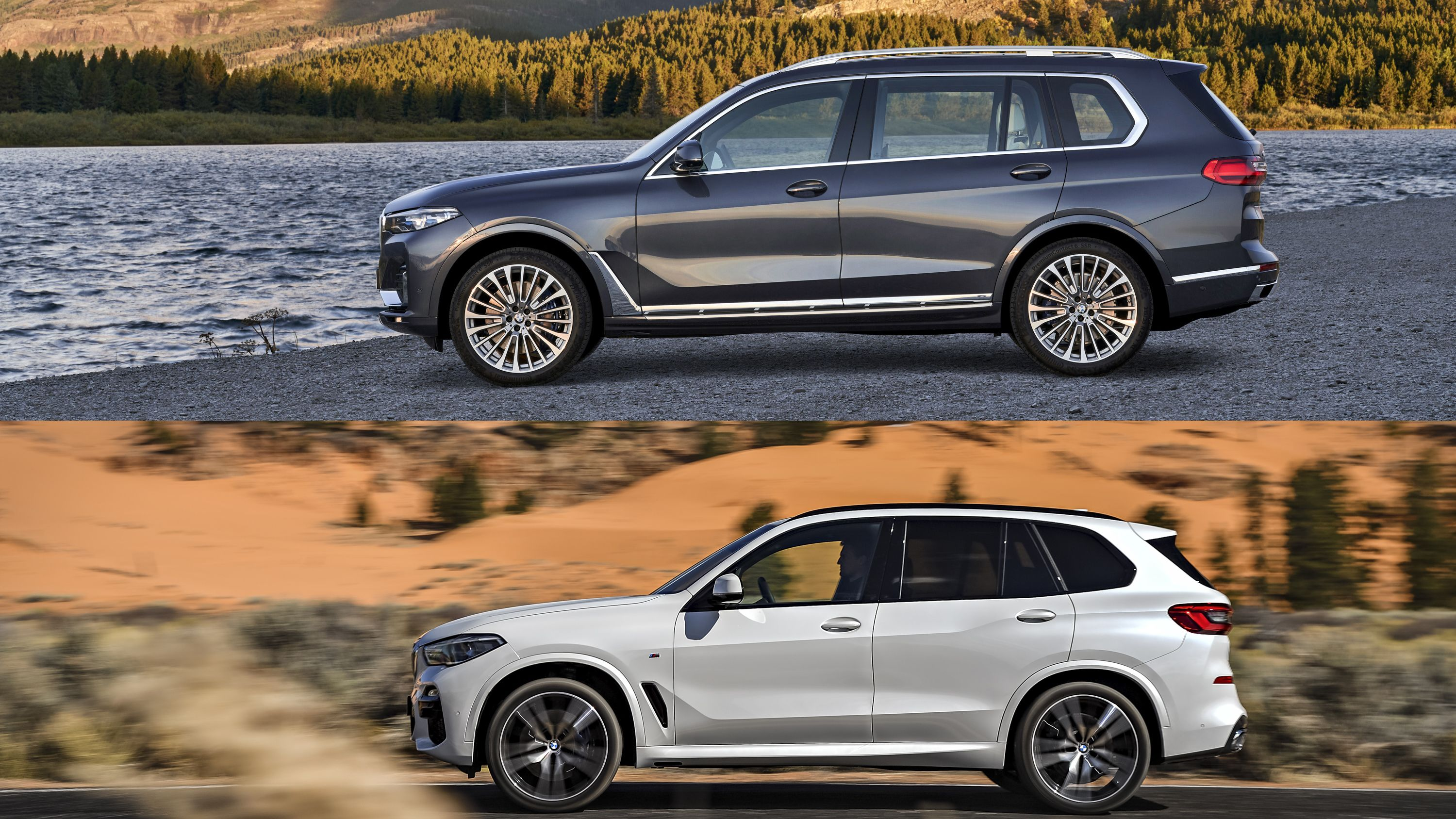 Is The 2019 Bmw X7 Too Similar To The Bmw X5 Bmw X7 Bmw X5 Bmw