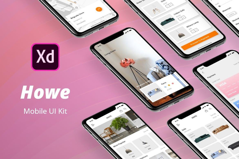 Pin on mobile app ui kit paid