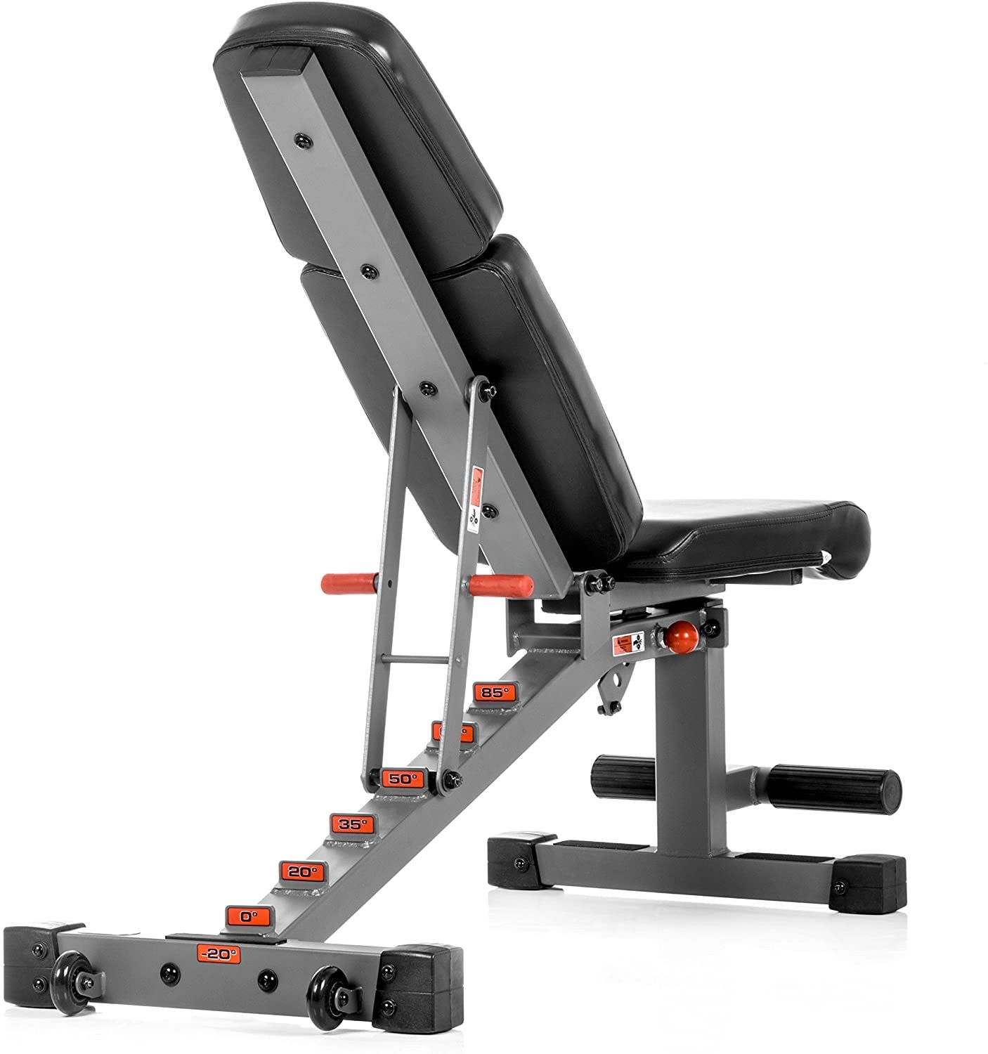 Amazon Com Xmark Adjustable Fid Weight Bench 11 Gauge 1500 Lb Capacity 7 Back Pad Positions From Dec In 2021 Home Gym Bench Homemade Gym Equipment Weight Benches