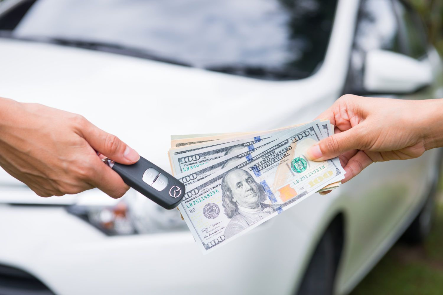 How to sell car and get highest price