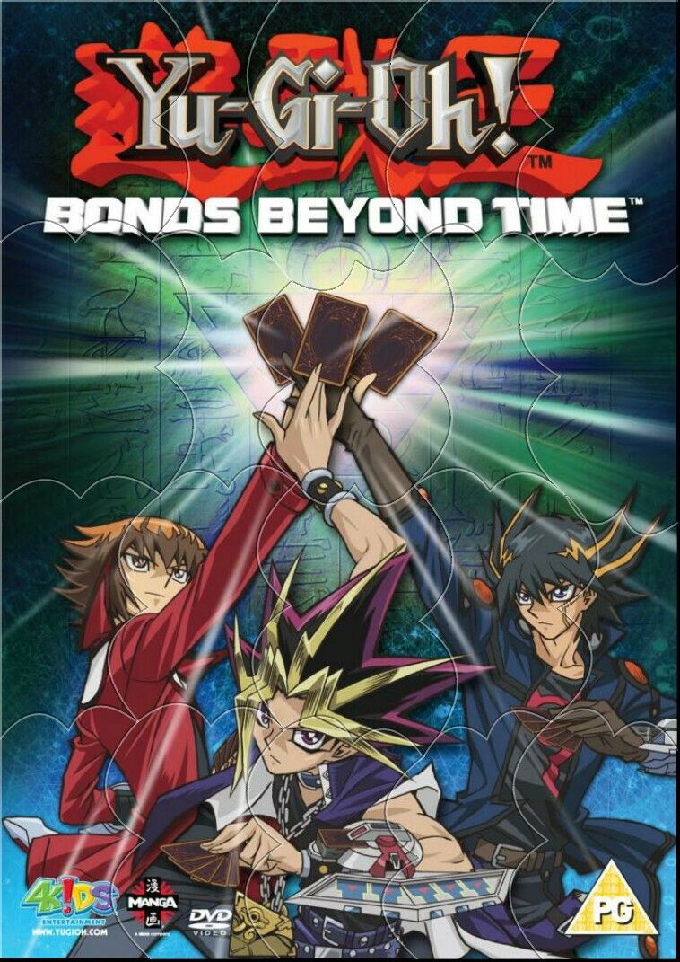 YuGiOh! Bonds Beyond Time Puzzle (With images) Yugioh
