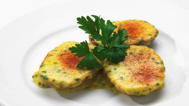 Sommerküche Wildeisen : Ofenkartoffeln przepis
