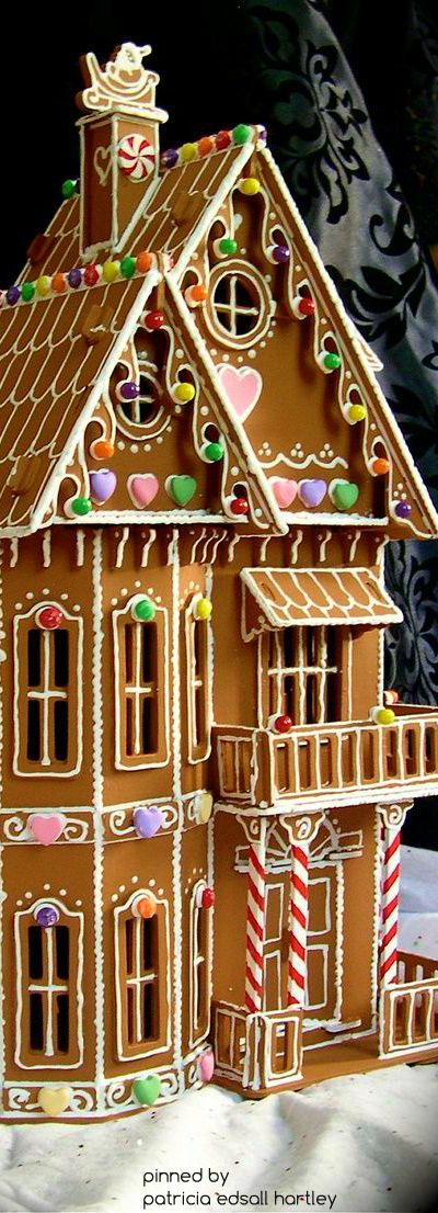 Christmas Gingerbread House Decorations.25 Gorgeous Gingerbread Houses Christmas Christmas
