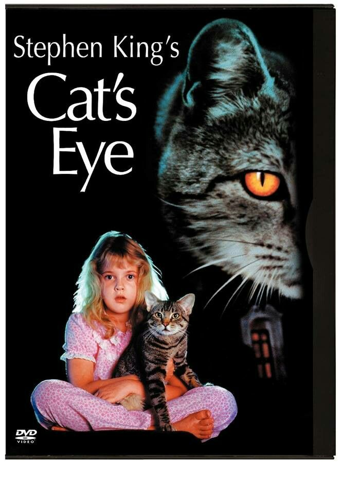 Cat's Eye by Stephen King | Stephen king movies, Scary ...