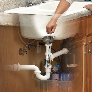 Unclog A Kitchen Sink Kitchen Sink Clogged Unclog Sink