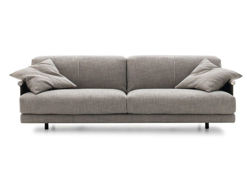 2 Seater Fabric Sofa Althon High By Ditre Italia Sofa Fabric Sofa Design Fabric Sofa