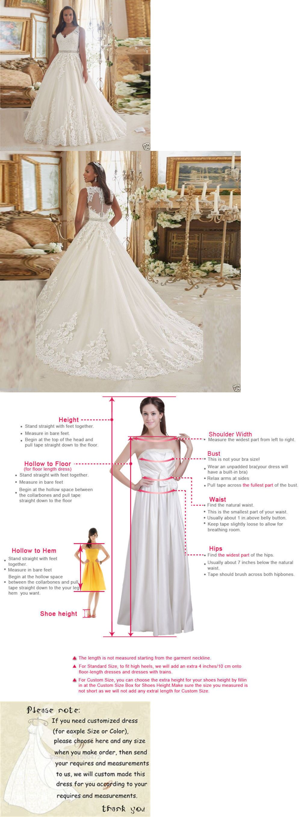 Best wedding dress for size 20  Wedding Dresses  Plus Size White Ivory Bridal Gown Lace