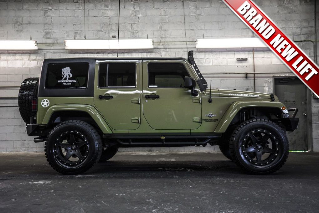 2013 Jeep Wrangler Unlimited Oscar Mike Edition 4x4 For Sale Northwest Motorsport Jeep Wrangler 2013 Jeep Wrangler Jeep Wrangler Unlimited