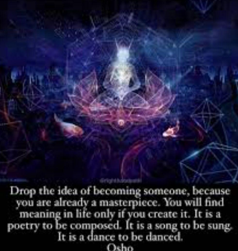 Pin By Jamie Rhea On Consciousness In 2020 Metaphysical Spirituality Spiritual Awakening Quotes Osho