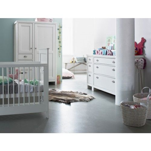 Babykamer Bateau Wit.Babykamer Bruxelles Wit Babypark Babypark Assortiment