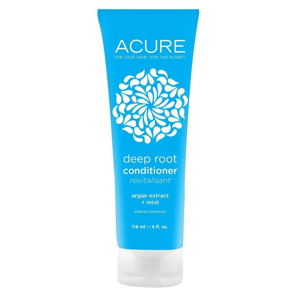 Acure Deep Root Conditioner - 4 Oz