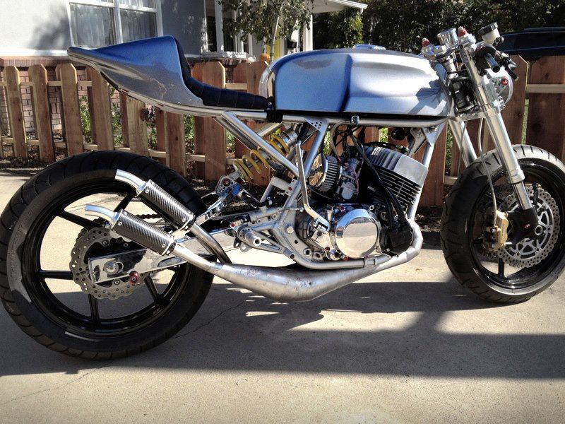 H1 cafè racer | Bike builder | Motorcycle, Bike builder, Motorbikes