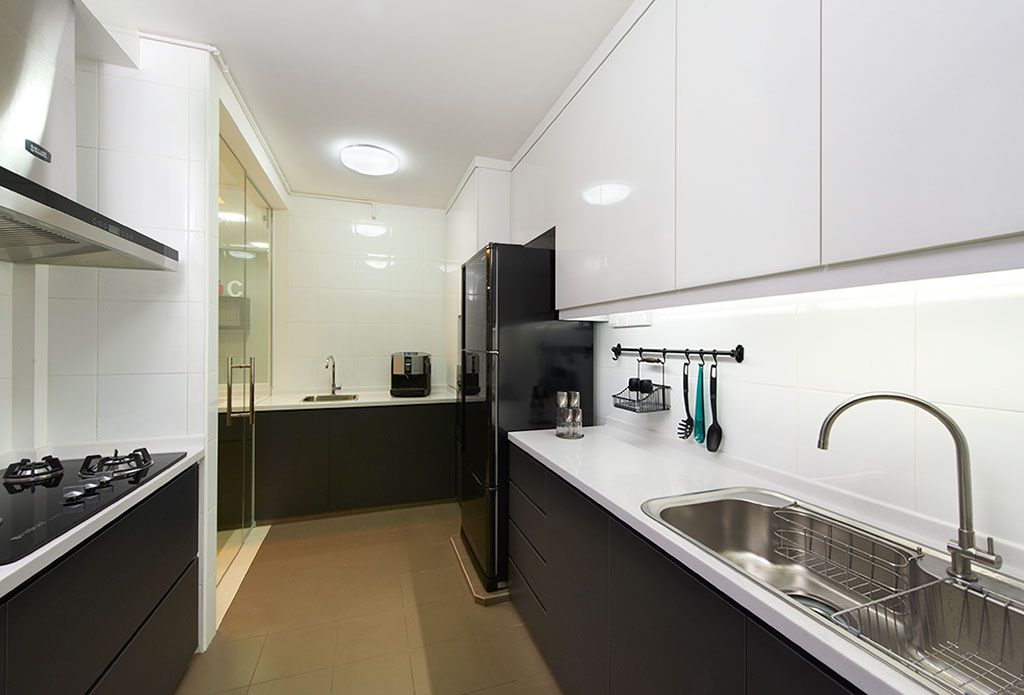 Kitchen renovation singapore google search home sweet for Interior design renovation