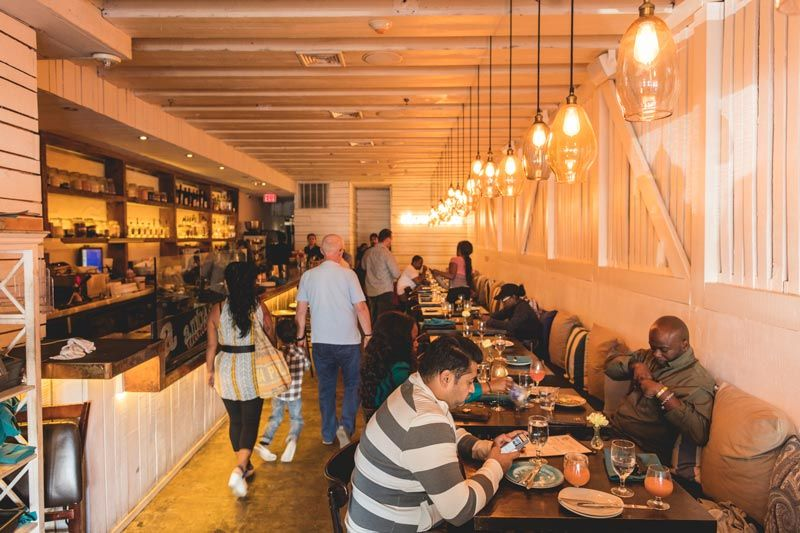 Family Friendly Restaurants Places To