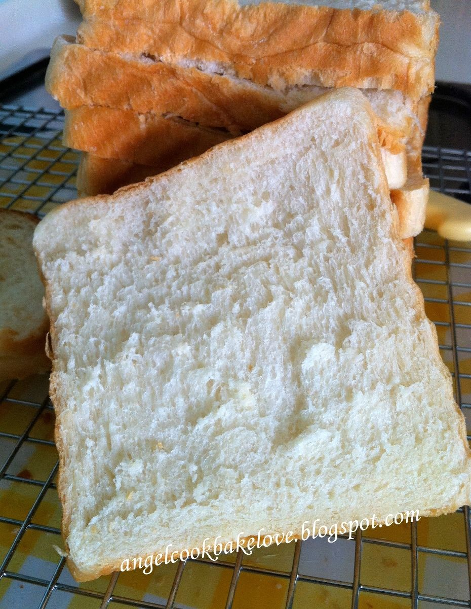 Vivian Pang Kitchen: Coconut Bread/Sponge Dough Method | Breads ...