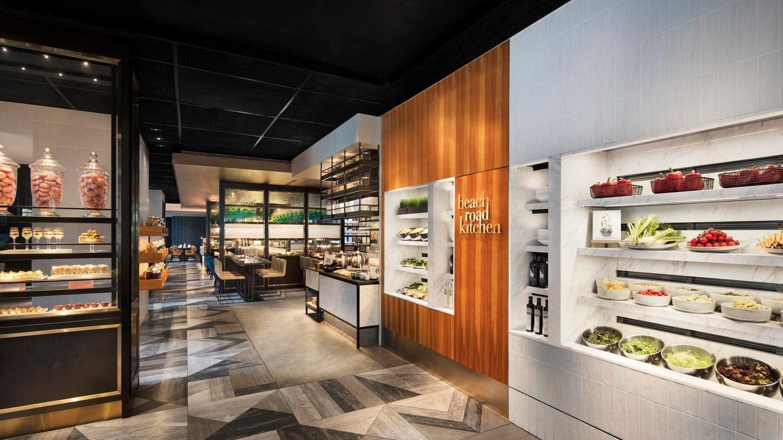 Japanese Restaurant Singapore Buffet Hotel Bar JW