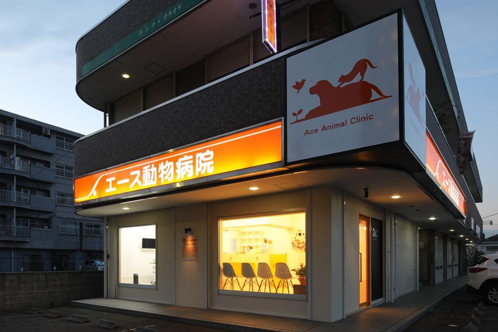 奈良県香芝市 エース動物病院 設計監理 イトレス Acd Acプラン 病院 動物 奈良