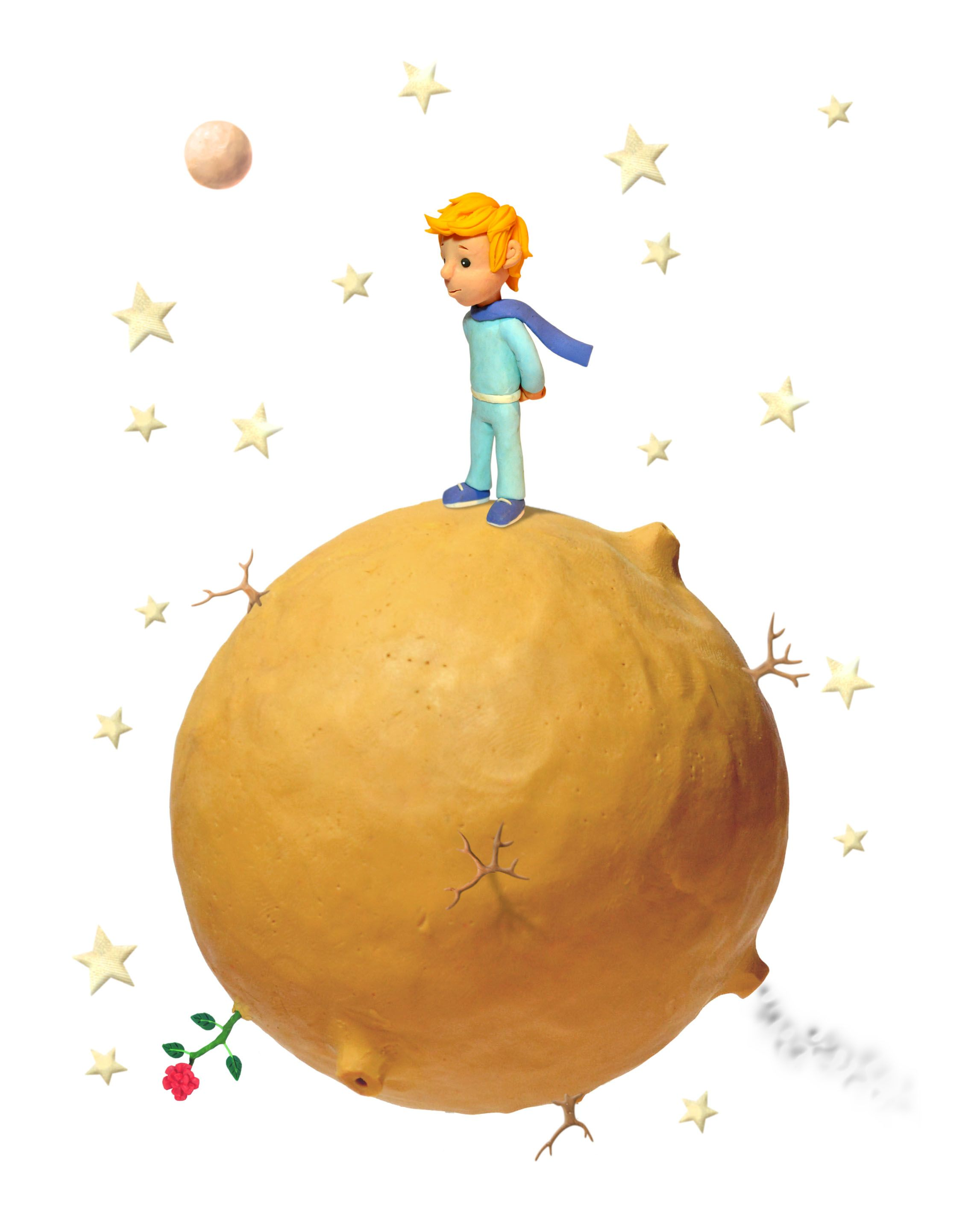 Su Planeta De Origen Era Apenas Mas Grande Que Una Casa Principito Little Prince Plastilina Clay Illustration The Little Prince Prince Ceramics