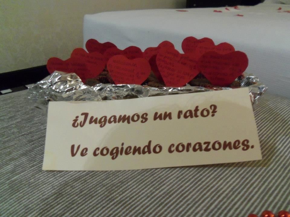 Una cena muy romantica sos fiesta pinterest cenas - Noche romantica en casa ideas ...
