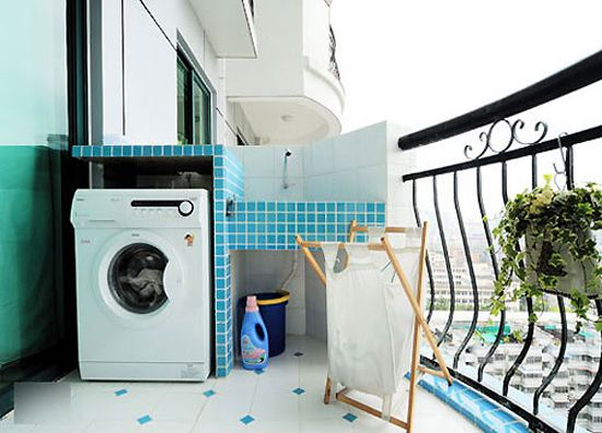 how to build a well for a washing machine